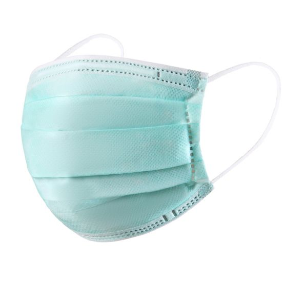 3-Ply Disposable Face Mask - Multiple Colors in Stock!