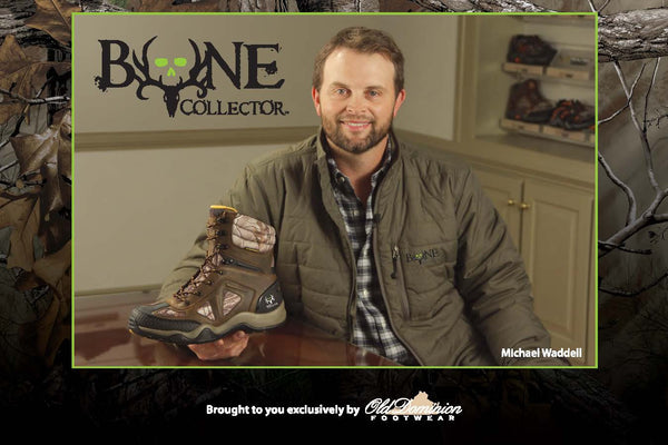 BONE COLLECTOR ANNOUNCES DELIVERY OF BADLANDS & BADLANDS JR BOOTS