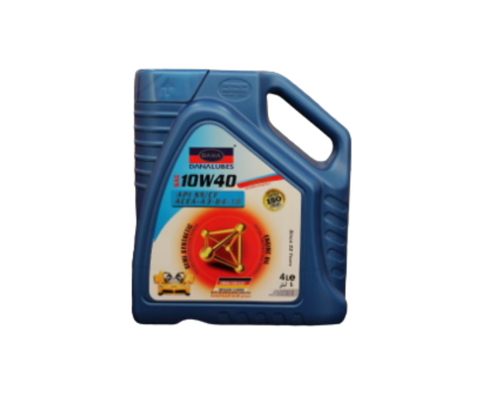Semi Synthetic Petrol Engine Oil