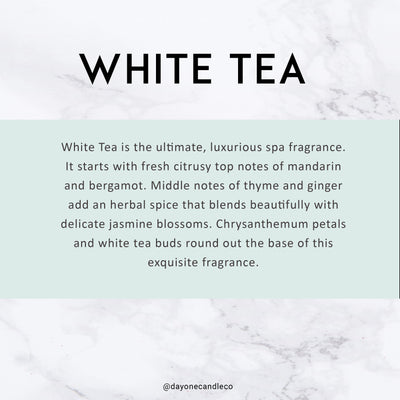 White Tea - Matthew 5:16