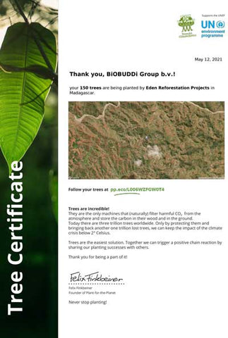 Plant for the planet - Eden reforesation projects Madagascar