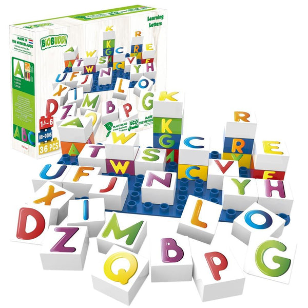 Learning Letters - BiOBUDDi