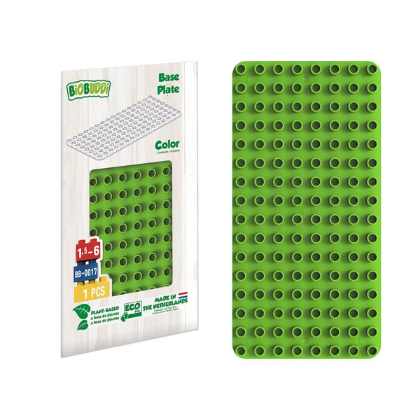 Baseplate light green - BiOBUDDi