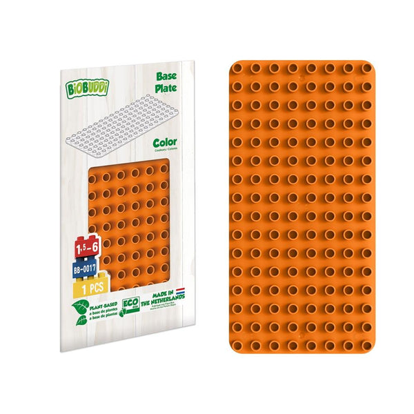 Baseplate orange - BiOBUDDi