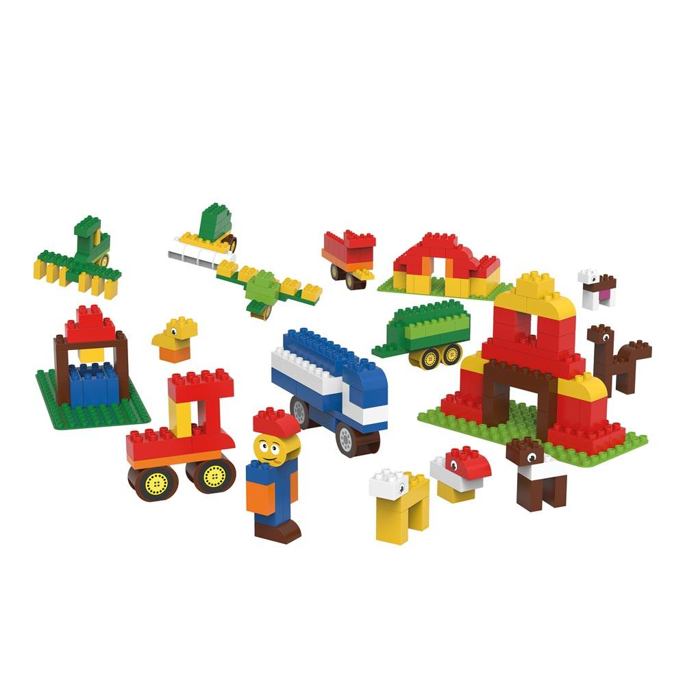Educational Farm theme set - BiOBUDDi