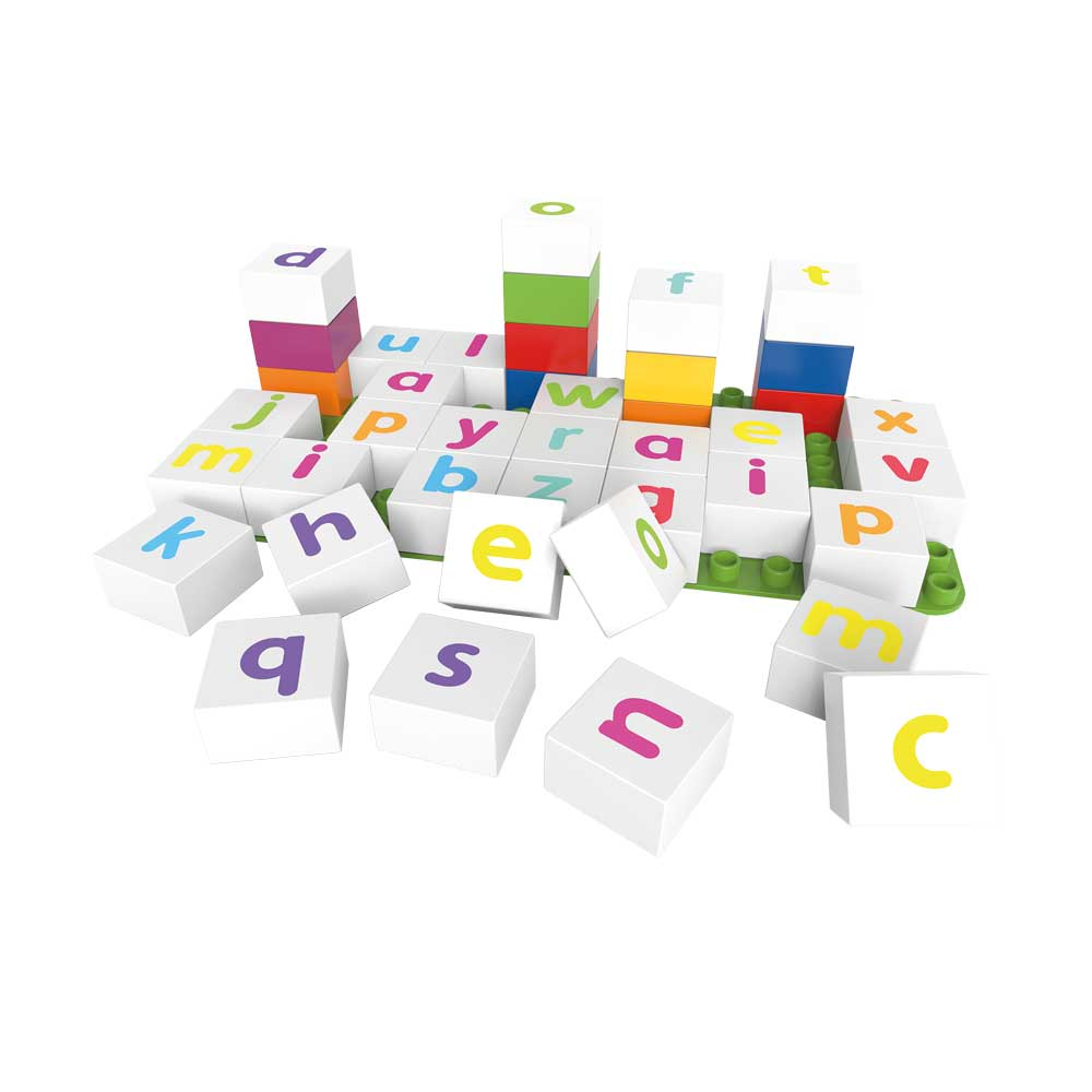 Educational Letters Lowercase