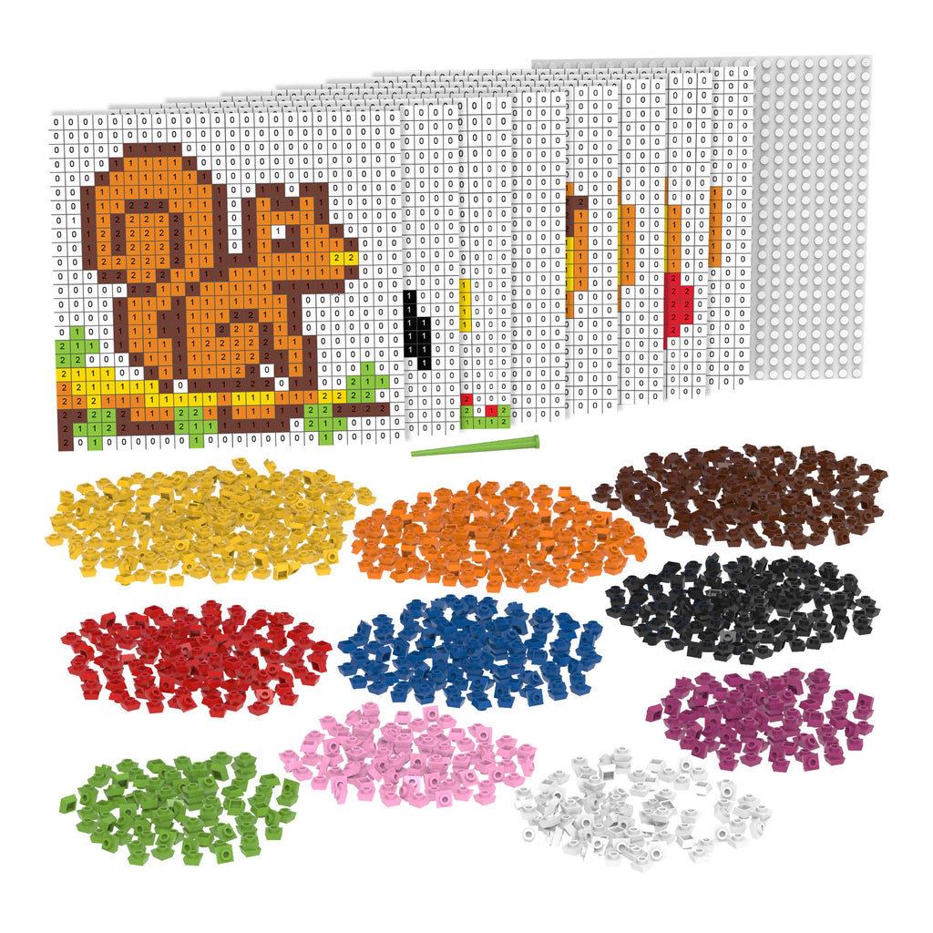 Pixel & Create Starter kit Squirrel