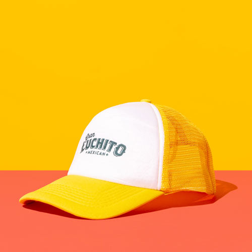 Gran Luchito Yellow Baseball Cap