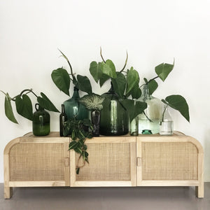 Grace Sideboard | White/Natural