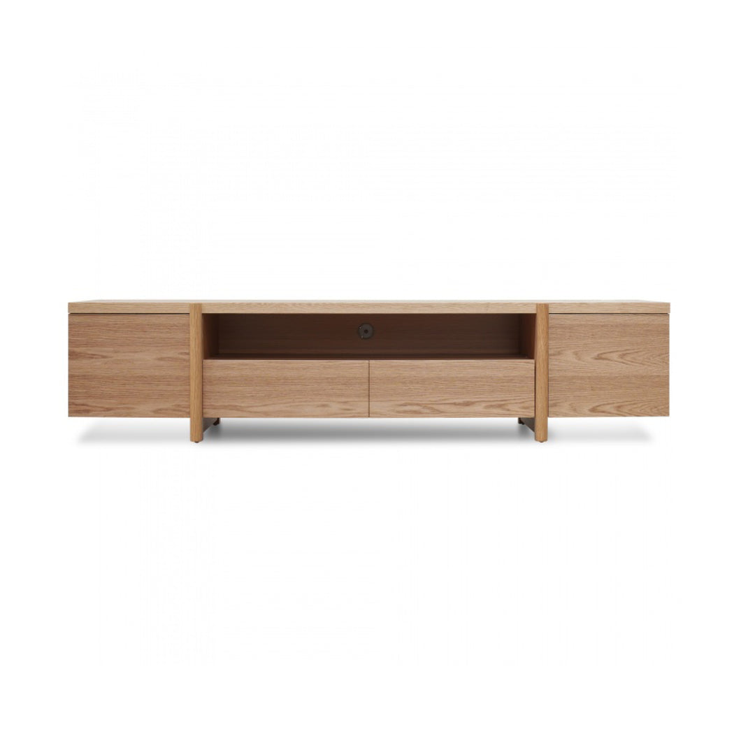 New York lowline TV Unit 2.1m |  Full Natural