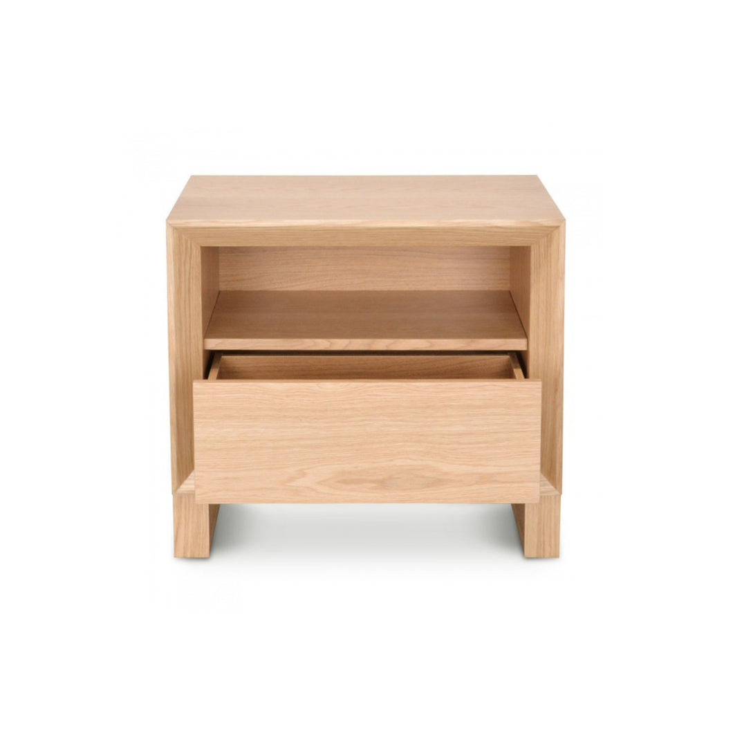 Jaxson Bedside table | Natural Oak