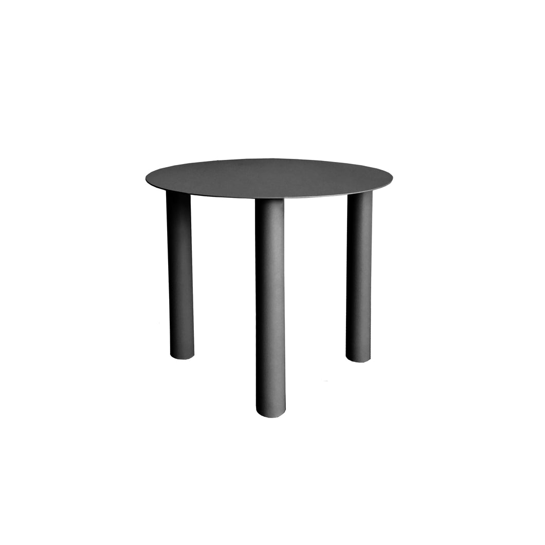 Brutus Side Table | Black/White