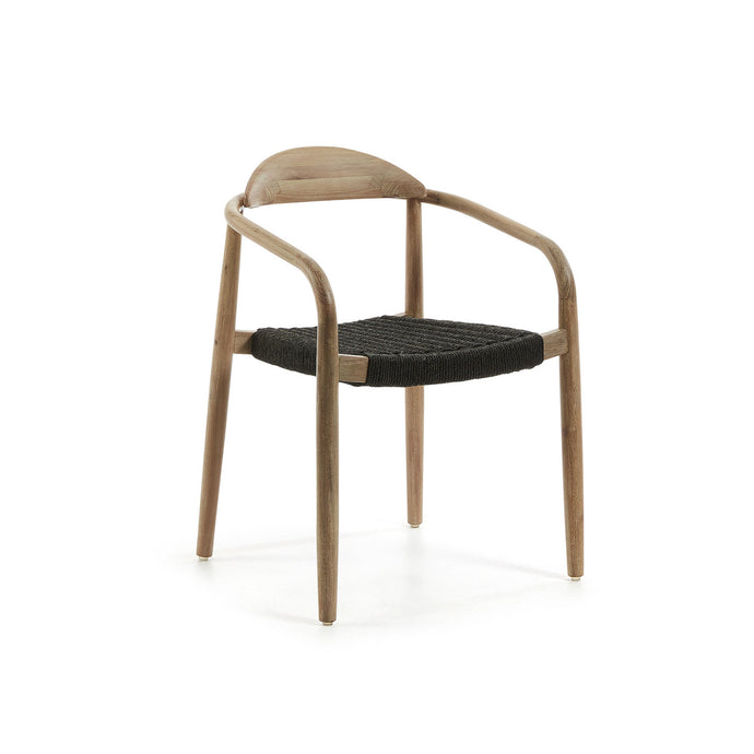 Glynis Dining Chair | Black