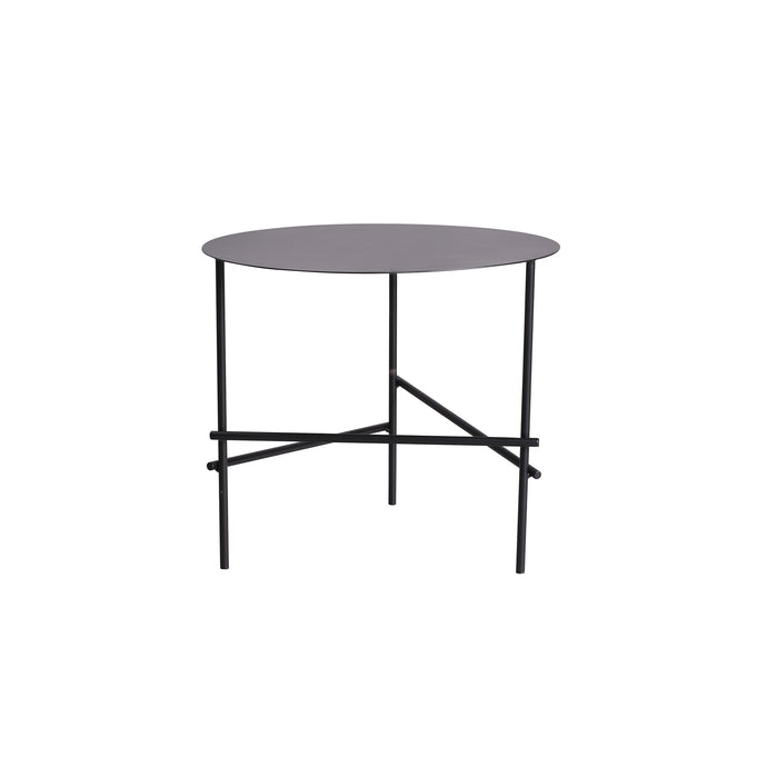 Baker Side Table | Black