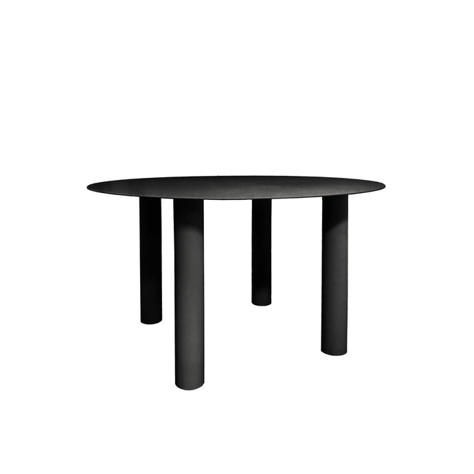 Brutus Dining Table 1.2m | Black/White