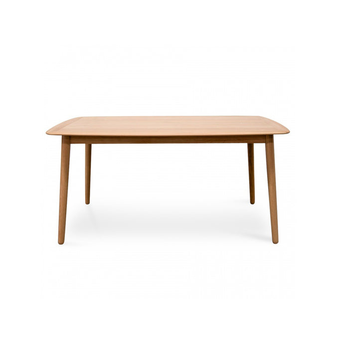 Kenston Oak Fix Dining Table 1.6m | Oak