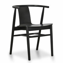 Load image into Gallery viewer, Dean Ash Dining Chair | Black