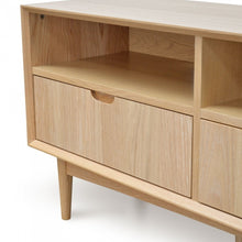 Load image into Gallery viewer, Johansen Scandi  TV Unit 1.8m | Natural