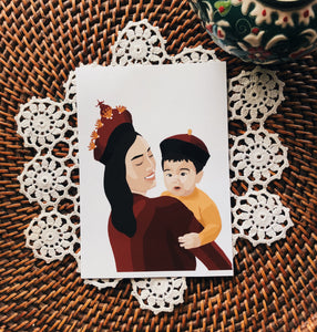 Our Lady of China Print
