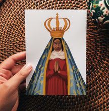 Load image into Gallery viewer, Our Lady Aparecida Print