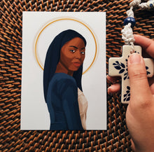 Load image into Gallery viewer, Our Lady of Kibeho Print