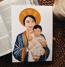 Load image into Gallery viewer, Our Lady of La Vang Print