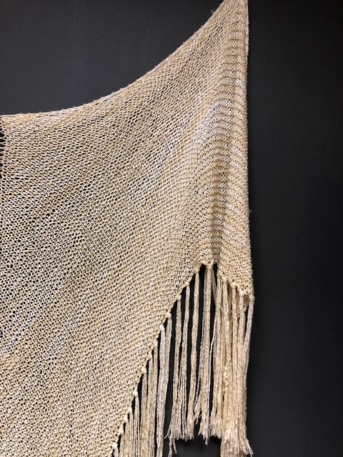 Bermuda Triangle Shawl Kit