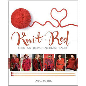 Knit Red Stitching for Women's Heart Health