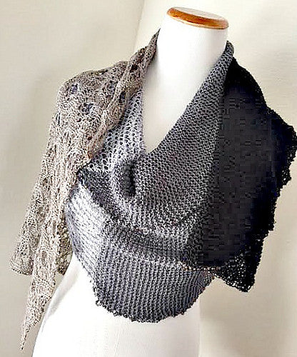 Quixotic Shawl Kit