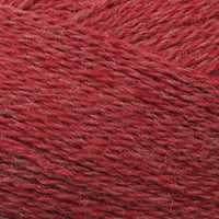 Isager Highland wool fv Chili
