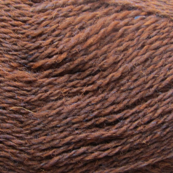 Isager Highland wool fv Soil