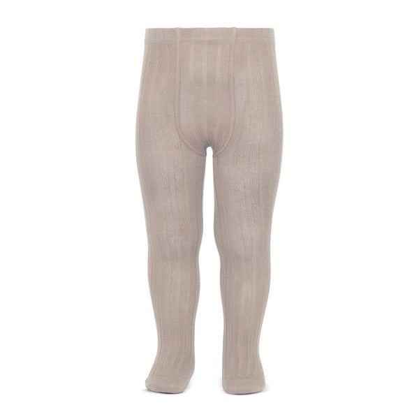 Cóndor ribbed tights - 334