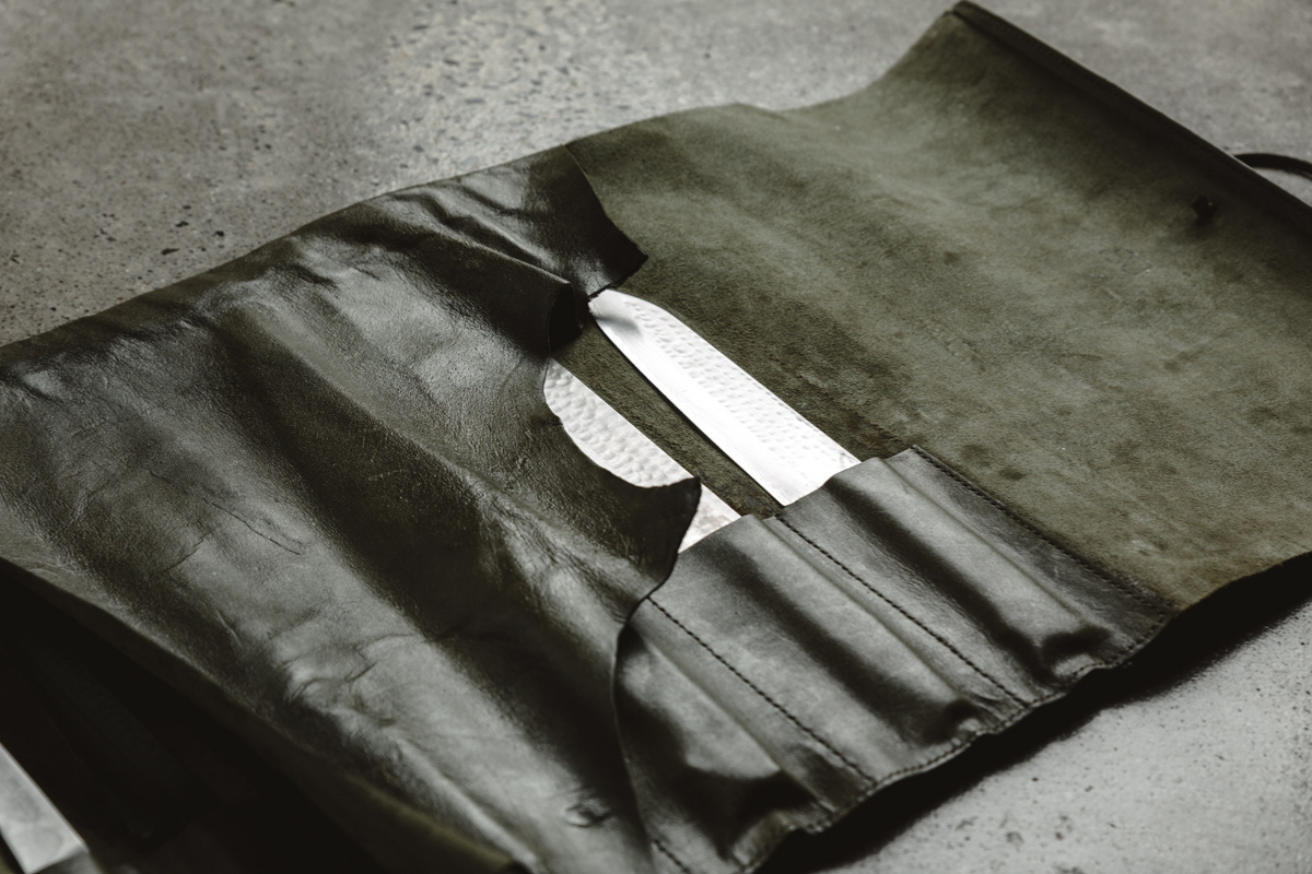 Bespoke Leather Accessories