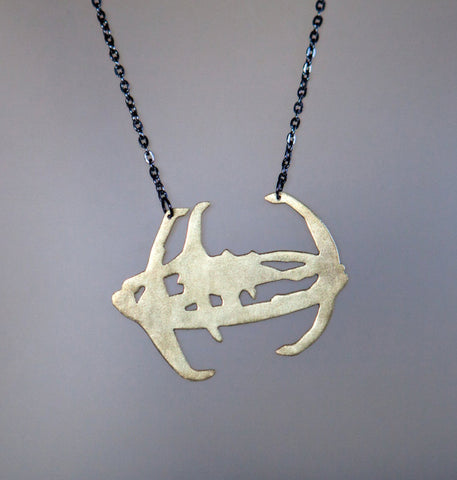 Star Trek Deep Space 9 Necklace