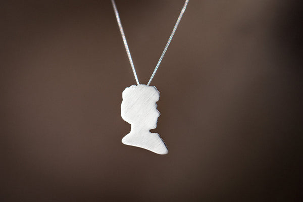 Astronomer Annie Jump Cannon Necklace