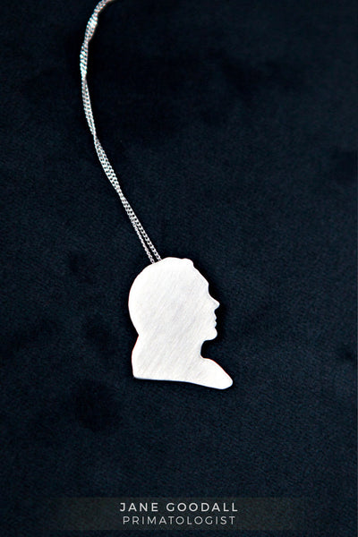 Jane Goodall Necklace