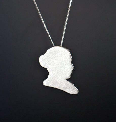 Lise Meitner Physicist Necklace