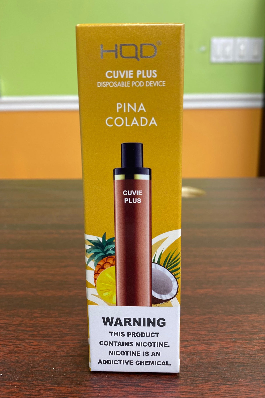 Pina Colada - CUVIE  PLUS