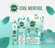 Load image into Gallery viewer, POP COOL MENTHOL