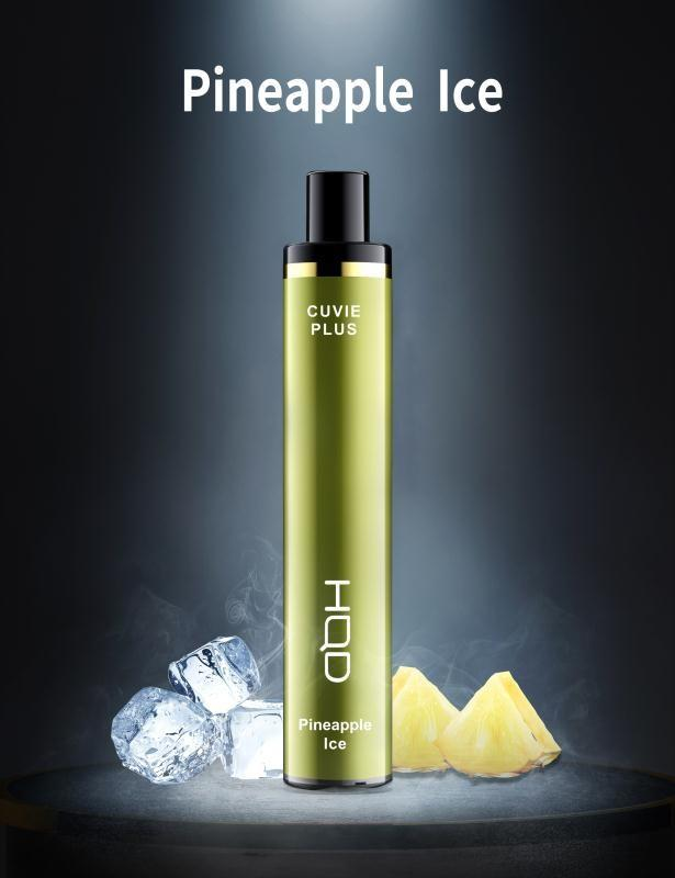 PINEAPPLE ICE   -CUVIE  PLUS