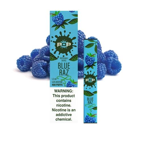 POP BLUE RAZZ - yummystig.com