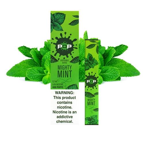 POP MIGHTY MINT - yummystig.com