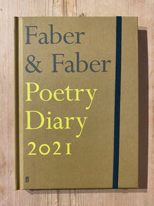 Faber Poetry Diary 2021