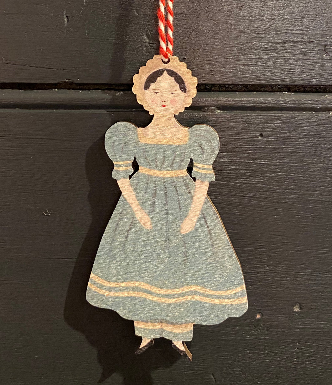 Dolly hanging decoration