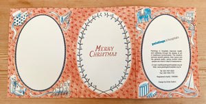Emily Sutton Christmas Cards - pack of 5 with envelopes
