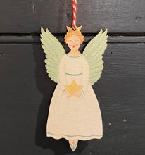 Load image into Gallery viewer, Christmas Angel hanging decoration