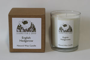 English Hedgerows Candle