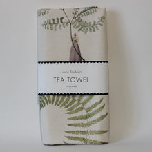 Load image into Gallery viewer, Fabulous Ferns Tea Towel
