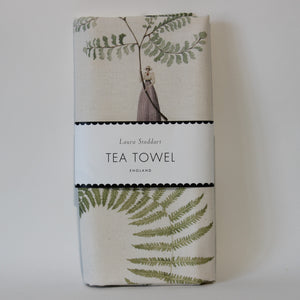 Fabulous Ferns Tea Towel