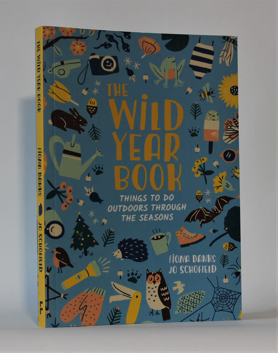 The Wild Year Book (Paperback)